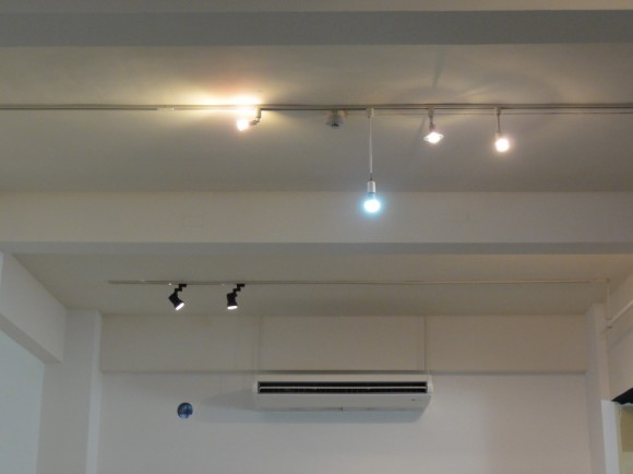 照明器具の選択のための実験