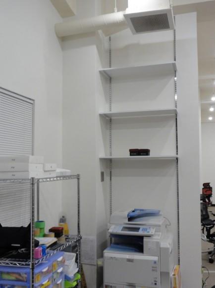 棚を自作することにしました