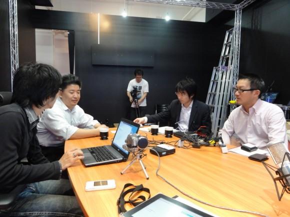 セレボの岩佐社長とCEREVO LIVEBOXについて公開ミーティング