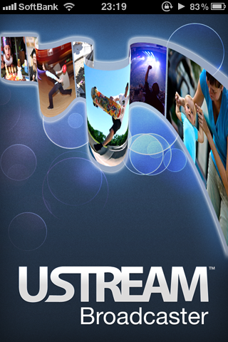 Ustream Broadcaster