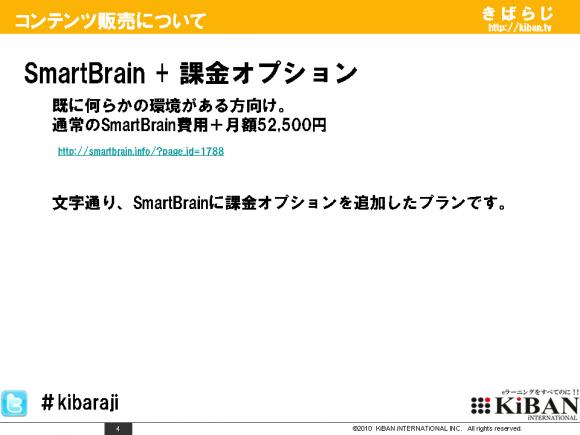 SmartBrain ECパックの詳細 4