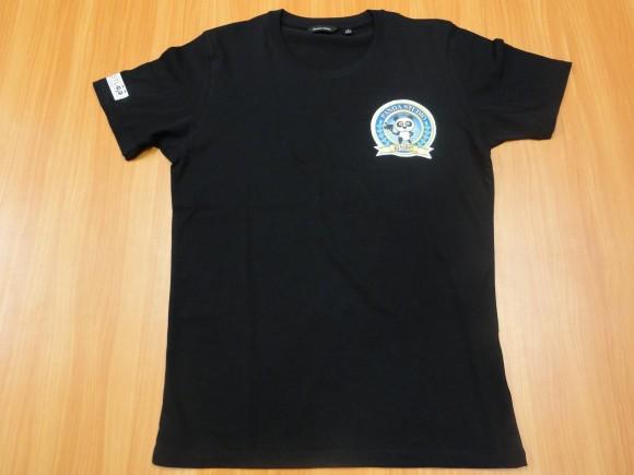 ▲パンダスタジオTシャツ(黒)