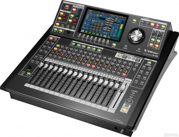 Live Mixing Console M-300