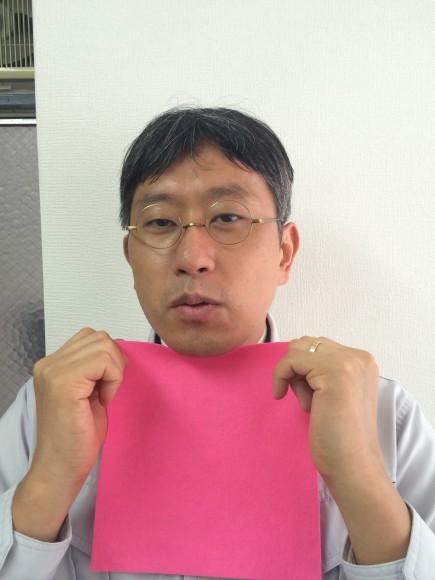 キバンインターナショナル 中村社長 パーソナルカラー診断 冬