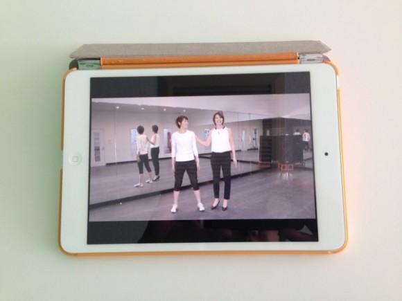 Ipad miniでの視聴