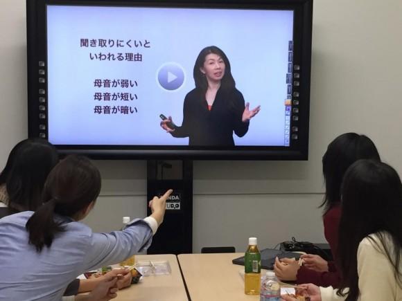 12月女子勉強会「三輪えり花先生 発語」