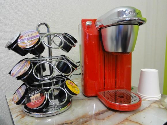レッサー3・コーヒーメーカー
