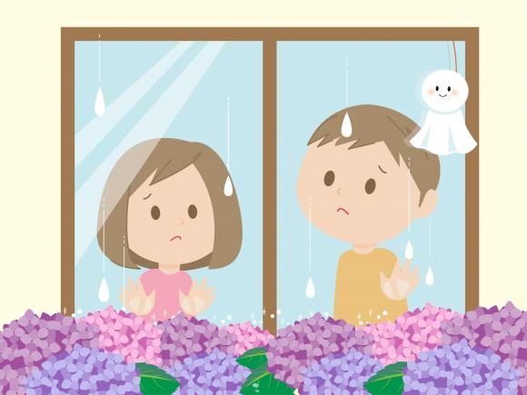 梅雨でも、家で講義を受けられる eラーニング