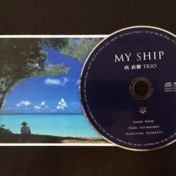 西 直樹 MY SHIP